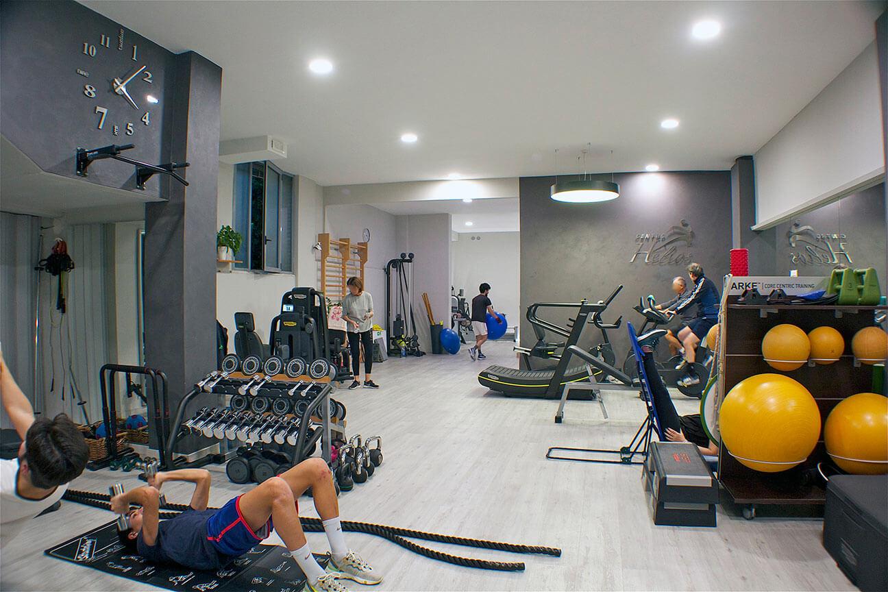 formazione sportiva